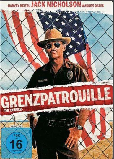 Grenzpatrouille. DVD.