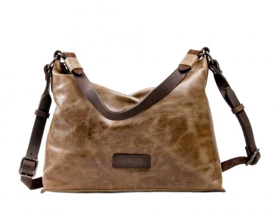 Große Handtasche »Flint«, oliv.
