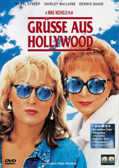 Grüße aus Hollywood. DVD.