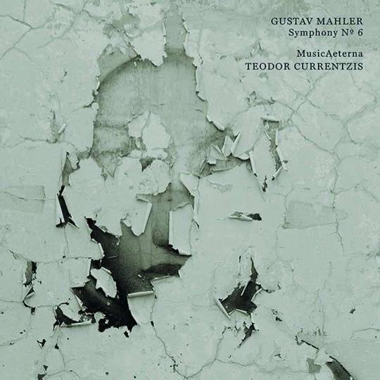 Gustav Mahler. Symphonie Nr. 6. CD.
