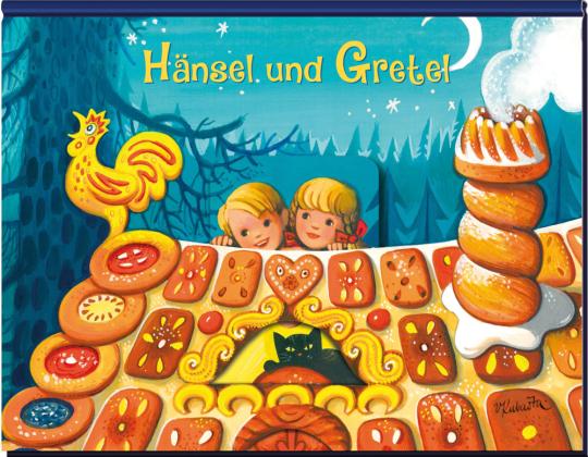Hänsel und Gretel. Pop-up-Bilderbuch.