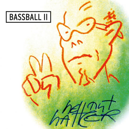 Hallmut Hattler. Bassball II. CD.