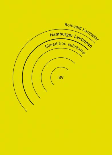 Hamburger Lektionen. Manfred Zapatka. DVD.