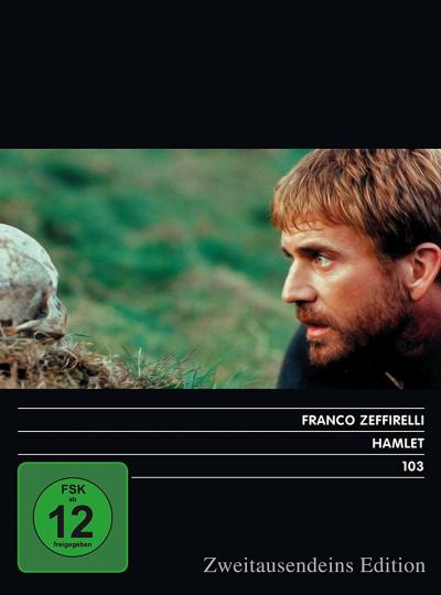 Hamlet. DVD.
