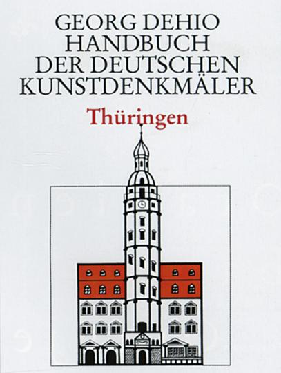 Handbuch der Deutschen Kunstdenkmäler - Thüringen