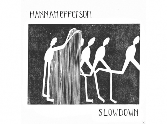 Hannah Epperson. Slowdown. LP.