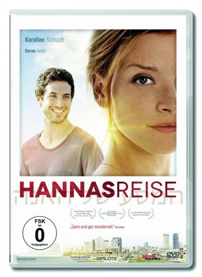 Hannas Reise. DVD.