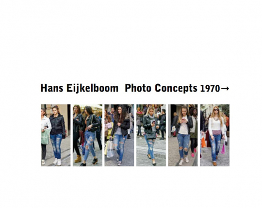 Hans Eijkelboom. Photo Concepts 1970 ?. Neue »Menschenbilder«.