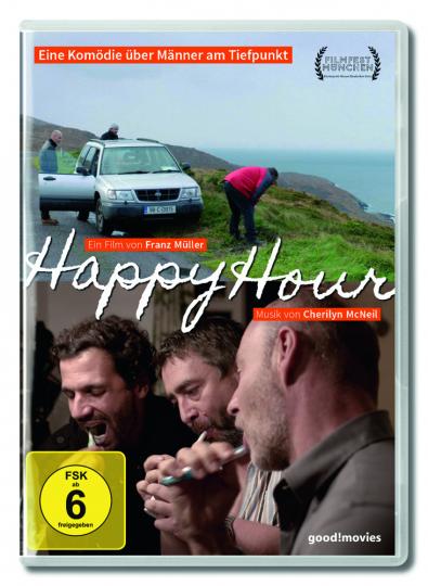 Happy Hour. DVD.