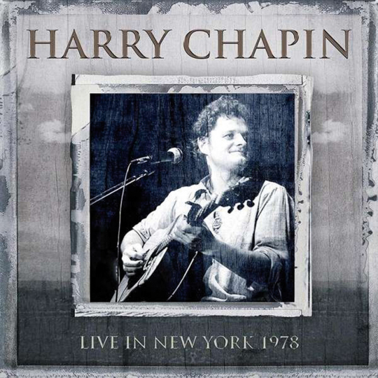 Harry Chapin. Live New York 1978. 2 CDs.