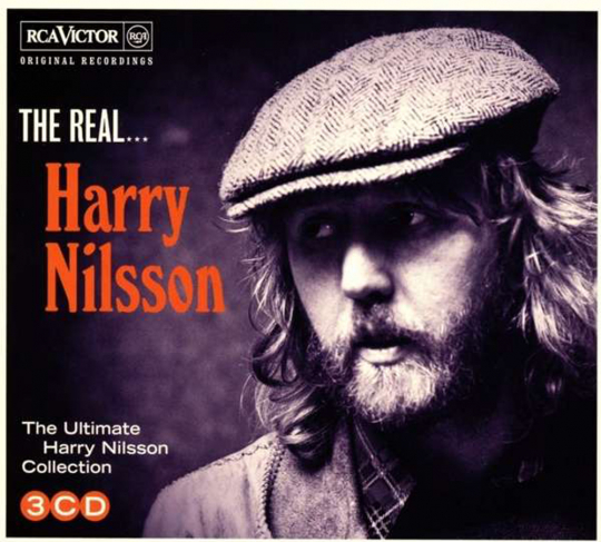 Harry Nilsson. The Real...Harry Nilsson. 3 CDs.