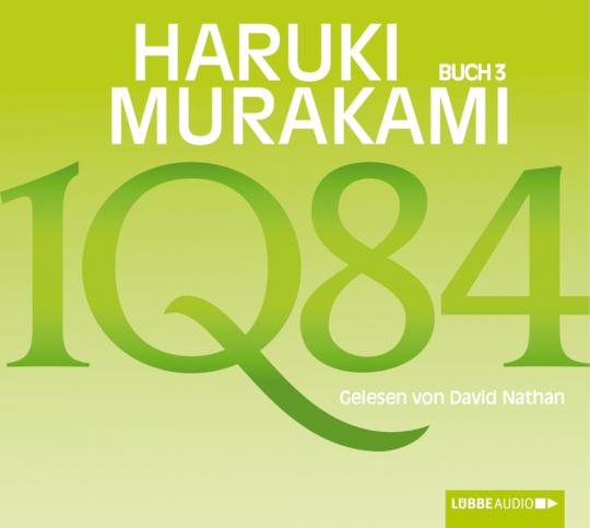 Haruki Murakami. 1Q84. Buch 3. mp3-CD.