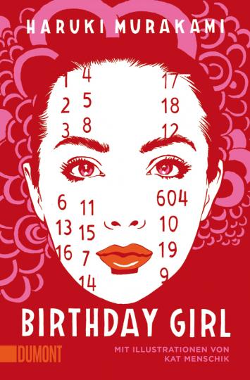Haruki Murakami. Birthday Girl. Illustrierte Ausgabe.