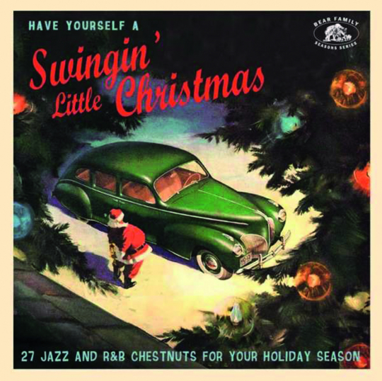 Have Yourself A Swingin' Little Christmas. CD.