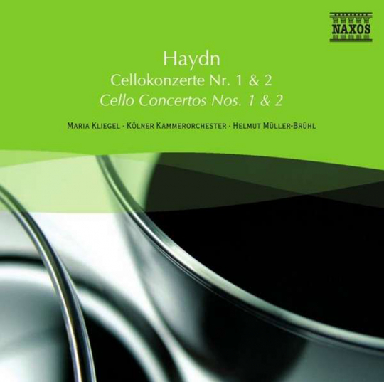 Haydn. Cellokonzerte Nr.1 & 2. CD.