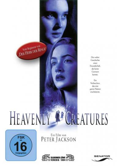 Heavenly Creatures. DVD.