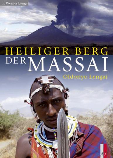 Heiliger Berg der Massai. Oldonyo Lengai.