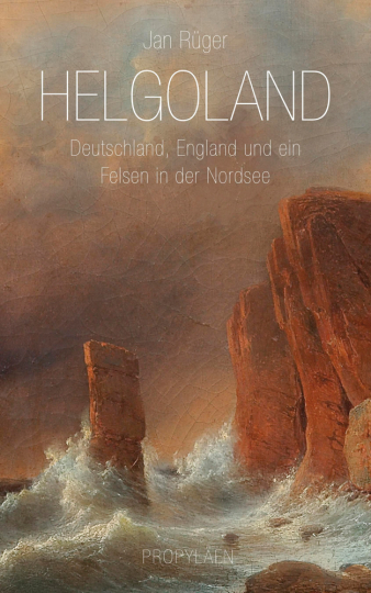 Helgoland. Deutschland, England und ein Felsen in der Nordsee.