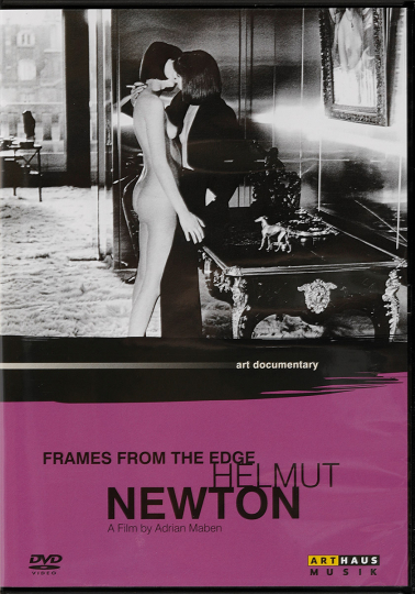 Helmut Newton. Frames from the Edge. DVD