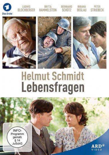 Helmut Schmidt. Lebensfragen. DVD.