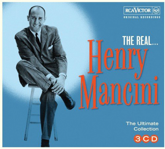 Henry Mancini. The Real...Henry Mancini. 3 CDs.
