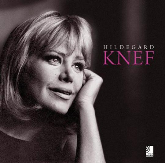 Hildegard Knef. Nichts geht verloren. Bildband mit 2 CDs.