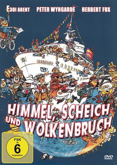 Himmel, Scheich und Wolkenbruch. DVD.