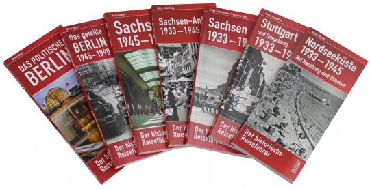 Historische Reiseführer 7 Bände