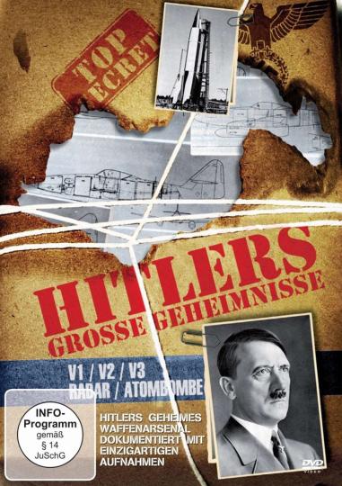 Hitlers große Geheimnisse DVD