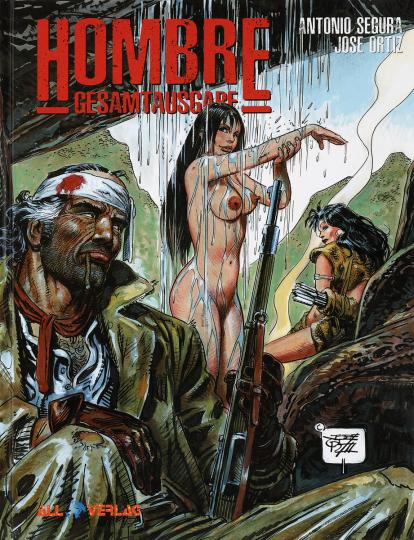 Hombre 1. Gesamtausgabe. Graphic Novel.