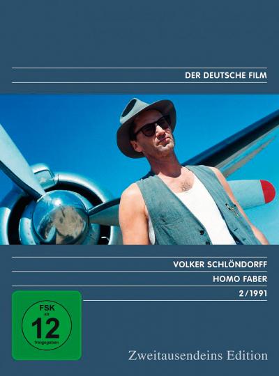 Homo Faber. DVD.
