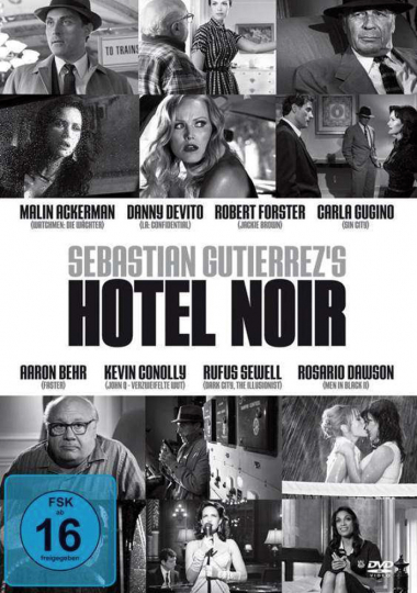 Hotel Noir. DVD.