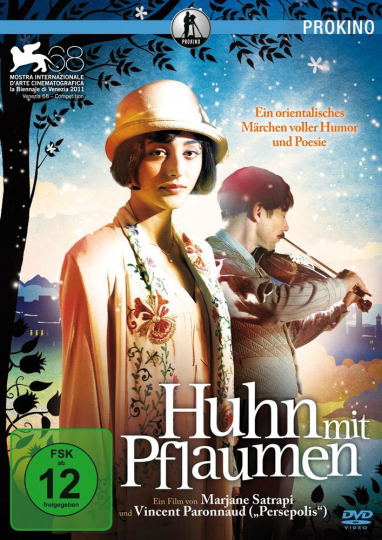 Huhn mit Pflaumen. DVD.