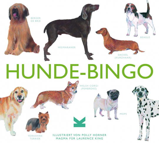 Hunde-Bingo.
