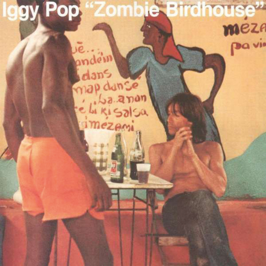 Iggy Pop. Zombie Birdhouse. CD.