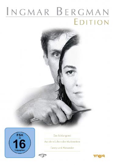 Ingmar Bergman Edition. 3 DVDs.