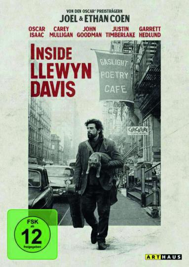 Inside Llewyn Davis. DVD.