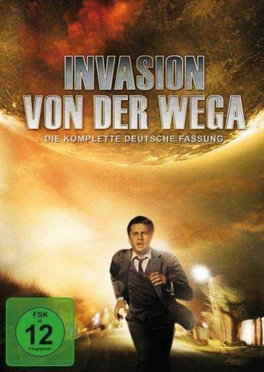 Invasion von der Wega. 6 DVDs.