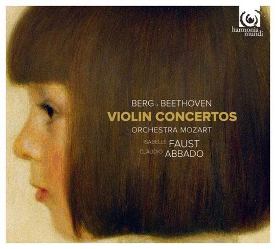 Isabelle Faust. spielt Violinkonzerte. CD.