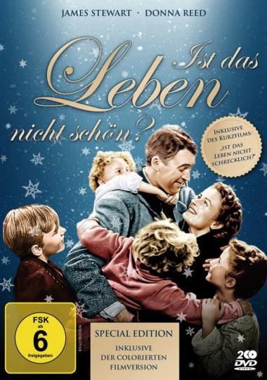 Ist das Leben nicht schön? Special Edition. 2 DVDs.