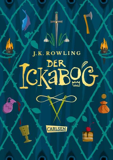 J.K. Rowling. Der Ickabog.
