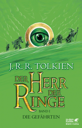 J.R.R. Tolkien. Der Herr der Ringe. Band 1 - Die Gefährten.
