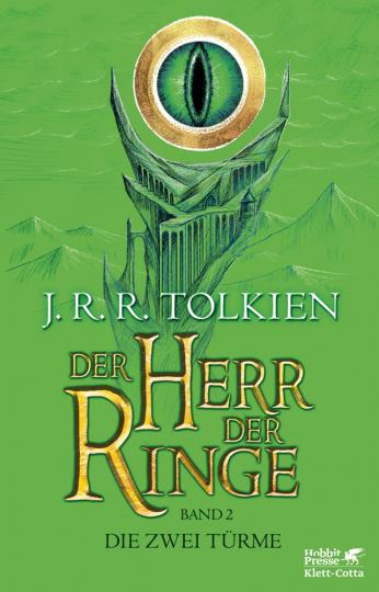 J.R.R. Tolkien. Der Herr der Ringe. Band 2 - Die zwei Türme.