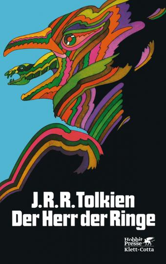 J.R.R. Tolkien. Der Herr der Ringe. Limitierte Jubiläumsausgabe.