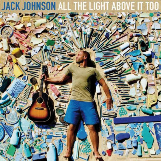 Jack Johnson. All The Light Above It Too. CD.