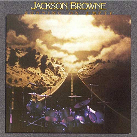 Jackson Browne. Running On Empty. CD.