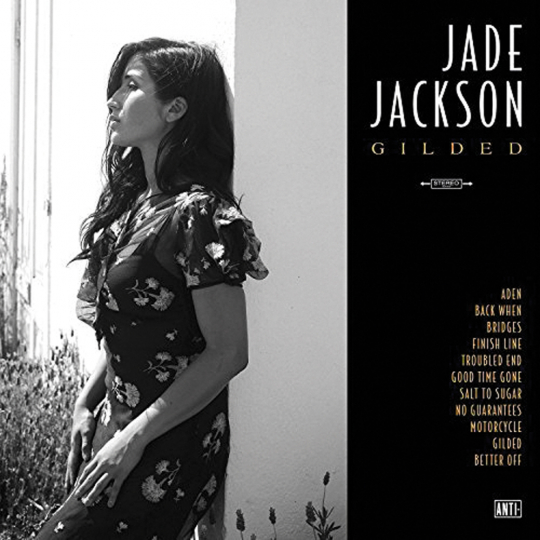 Jade Jackson. Gilded. CD.