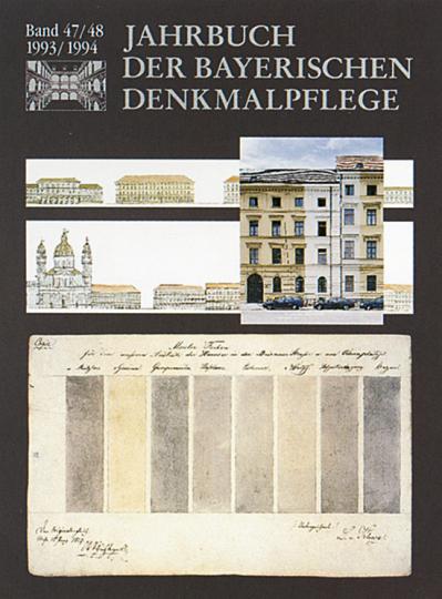 Jahrbuch der bayerischen Denkmalpflege Bd. 47/48 (1993/1994).