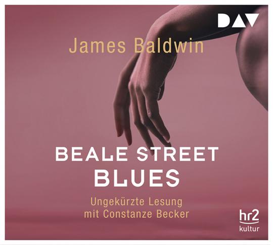 James Baldwin. Beale Street Blues. 5 CDs.