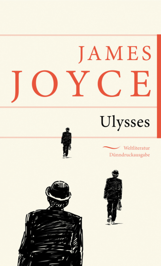 James Joyce. Ulysses. Roman.